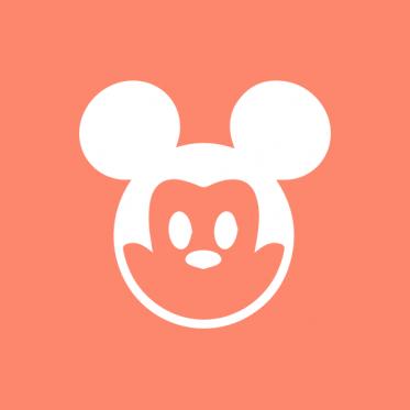 Mickey Mouse and TikTok