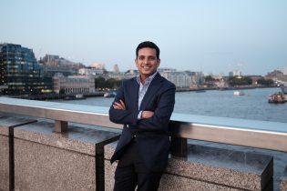 Zishaan Hayath: Riding the hockey-stick curve